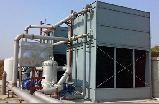 蒸发式空冷器的工作原理是什么?