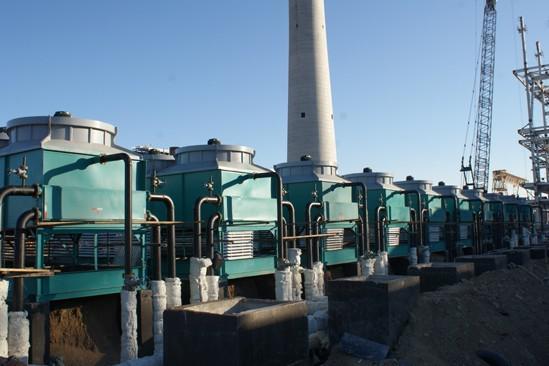 蒸发式空冷器结构特点