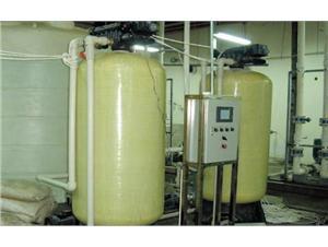 玻璃钢软化水储罐