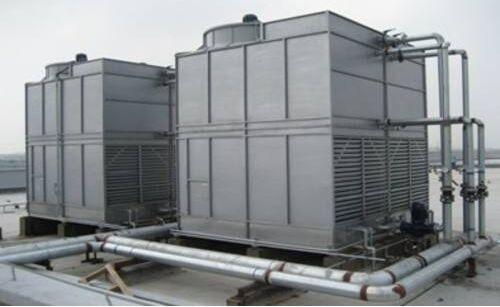 混流蒸发式冷凝器